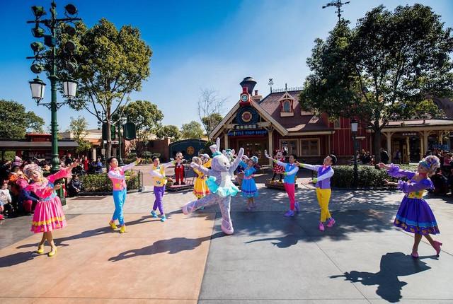 Shanghai Disneyland (2016) - Le Parc en général - Page 39 W800