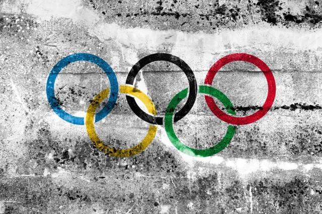depositphotos-30850855-stock-photo-olympic-flag-painted-on-grunge