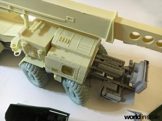 MAZ-543 + KS-6571 - 1/35 by Trumpeter, Panzershop  IMG_5765